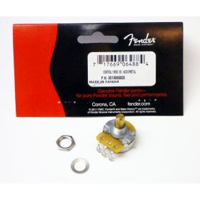 Genuine Fender 1 Meg Solid-Shaft Volume/Tone Control Knob Pot Potentiometer