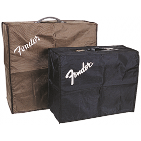 Fender Multi-Fit Amp Cover for Princeton 112/65, Cyber Champ, FM65R (BLACK)