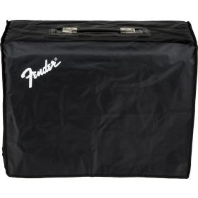 Genuine Fender '65 Twin Reverb Amplifier/Amp Nylon Cover - Black 005-0250-000