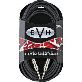 EVH Eddie Van Halen Series Premium Electric Guitar Cable, Straight Ends, 20' ft.