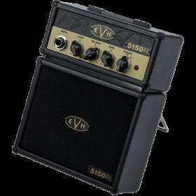 Fender EVH 5150 III EL34 Micro Stack MINI Portable Battery-Powered Guitar Amp