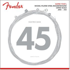 Fender 72505M NPS Long Scale 5-String Set for Bass - Medium, 073-7250-456