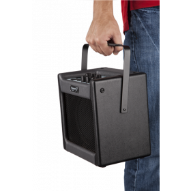 Fender Passport Mini Portable Travel PA System for Microphone or Instrument