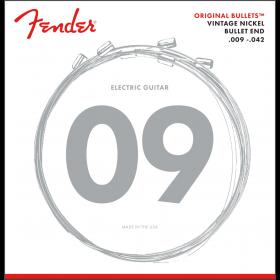 Fender 3150L Original Bullets Electric Guitar Strings Set - LIGHT 9-42