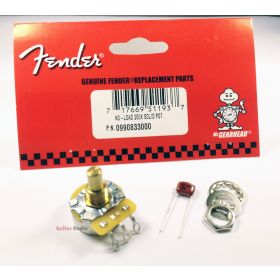 Genuine Fender No-Load 250k Solid-Shaft Guitar Volume/Tone Control Potentiometer