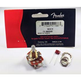 Genuine Fender 500K Split Shaft Pot CTS Guitar Volume/Tone Control Potentiometer