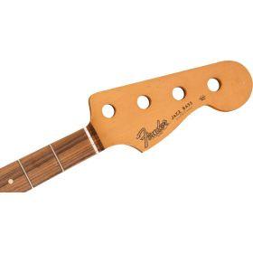 Fender ROAD WORN 60s Jazz/jJ-Bass Neck, 20 Med Jumbo Frets/Pau Ferro/C-Shape