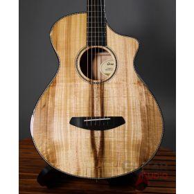 Breedlove USA Oregon Concertina CE Acoustic-Electric Guitar - Solid Myrtlewood