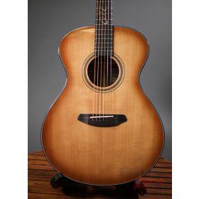 Breedlove SNCN03ETEAM-JB Jeff Bridges Signature Concert Copper-E Acoustic Guitar