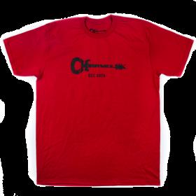 Charvel Guitar Logo Men's T-Shirt Gift, Red, L (LARGE)