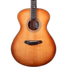 Breedlove Organic JEFF BRIDGES Concert Copper E Acoustic-Electric Guitar w/ CASE