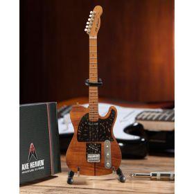 AXE HEAVEN Prince Mad Cat MINIATURE Guitar Display Gift, PR-286