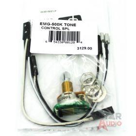 EMG 500k Solderless B160 Tone Control Short SPLIT SHAFT Pot (3129.00)