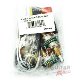 EMG Solderless Conversion Kit J-HZ Set(5406.00)