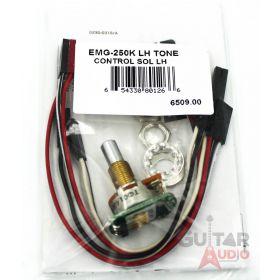 EMG 250k Solderless B124 Tone Left-Handed Control Pot (6509.00)