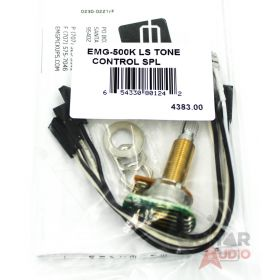 EMG 500k Long Shaft Solderless Tone Control SPLIT SHAFT Pot (4383.00)