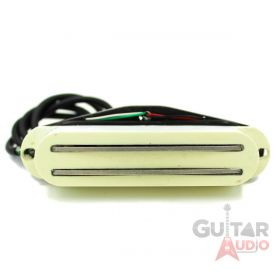 Rio Grande Railgunner Single Pickup, Aged White