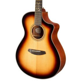 Breedlove Jeff Bridges Amazon Concert Sunburst CE Acoustic-Electric Guitar w/CASE