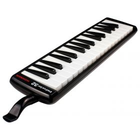 Hohner 32B Instructor 32-Key Piano Melodica with Carrying Case - Black