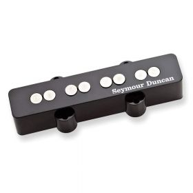 Seymour Duncan SJB-3b Quarter Pound Black BRIDGE Pickup for Fender Jazz Bass