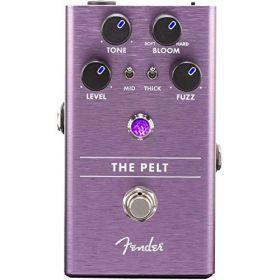 Genuine Fender THE PELT Fuzz Distortion Guitar Effect Pedal - 023-4542-000