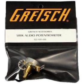Genuine Gretsch CTS 500K Solid Shaft Audio Pot/Potentiometer, 922-1001-000