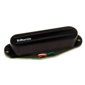 "DiMarzio DP187 ""The Cruiser"" Ceramic Guitar Bridge Pickup - BLACK"