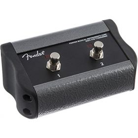 Genuine Fender 2-Button Footswitch for Acoustic Pro/SFX Amplifiers/Amp