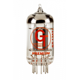 Groove Tubes Gold Series GT-12AT7 Single Preamp Tube