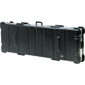 SKB 5820W 88-Key Keyboard ATA Flight Road Tour Hardshell Case with TSA Latches
