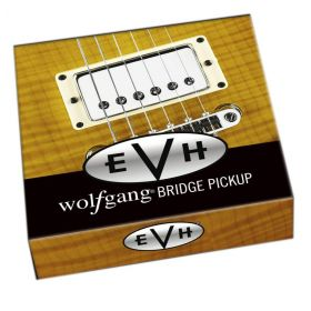 EVH Wolfgang Humbucker Electric Guitar BRIDGE Pickup with Chrome Cover