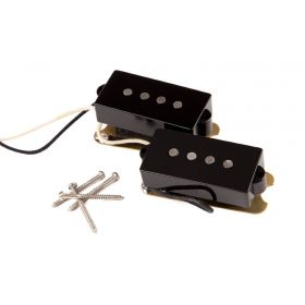 Genuine Fender Custom Shop '62 P/Precision Bass Pickups Set - 099-2214-000