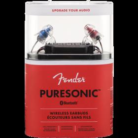 Fender PureSonic Bluetooth Wireless Earbuds - Personal In-Ear Headphones
