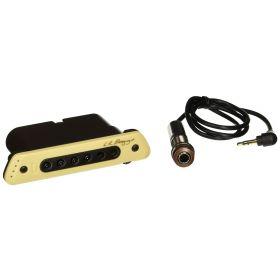 LR Baggs M80 Magnetic Acoustic Guitar Soundhole Pickup with 3D Body Sensitivity