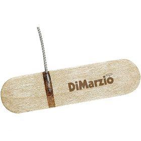 DiMarzio DP235 BLACK ANGEL Acoustic Guitar Piezo Pickup with Output Jack