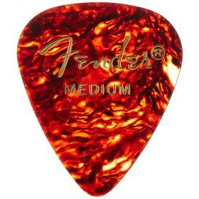Fender 351 Classic Celluloid Guitar Picks - SHELL - MEDIUM - 144-Pack (1 Gross)