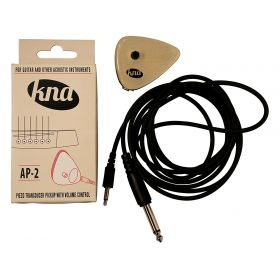 Kremona KNA AP-2 Outisde-Mount Acoustic Guitar Piezo Pickup w/Volume Control