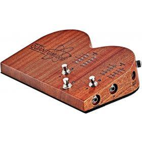 Ortega Guitars Quantum Loop Multi-Digital Percussion Stomp Box w/Looper