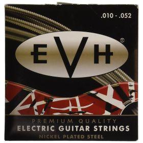 Eddie Van Halen EVH Nickel Plated Electric Guitar Strings Set, Medium, 10-52