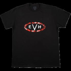 Genuine EVH® Wolfgang® Logo Mens T-Shirt Black - L, Large