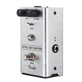Genuine Fender Level Set Buffer Electric Guitar Effects Stomp-Box Pedal