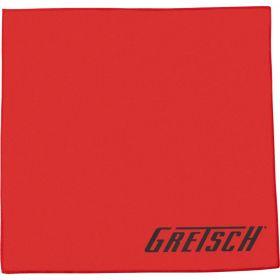 Gretsch Guitars Microfiber Towel Cleaning Cloth, Orange 922-4637-100