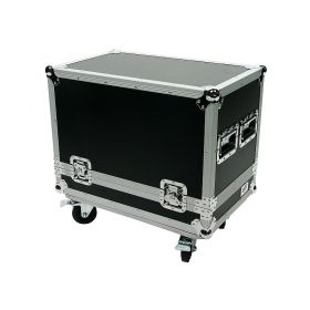 OSP ATA Flight Road Tour Case with Casters for Fender Deluxe Reverb Guitar Amp
