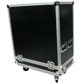 OSP ATA Flight Road Tour Case with Casters for Marshall 412 Speaker Cabinet