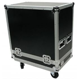 OSP ATA Flight Road Tour Case with Casters for Fender Super Reverb Guitar Amp