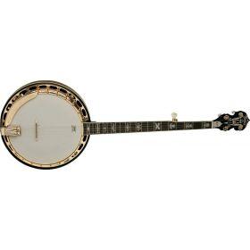 Washburn B17K Americana Series 5-String Banjo with Hardshell Case