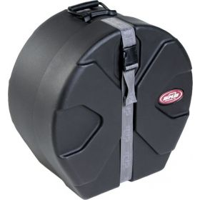 "SKB D6514 Roto-X 6.5"" x 14"" Stackable Padded Snare Drum Road Tour Case"