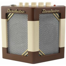 Danelectro DH-1 Hodad Double Speaker Mini Electric Guitar Amp Amplifier