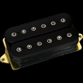 DiMarzio DP156FBK Humbucker From Hell Guitar Pickup, F-Spaced, Black