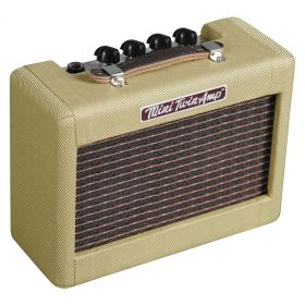 Fender 57' Twin Mini Portable Tweed Electric Guitar Amplifier Amp